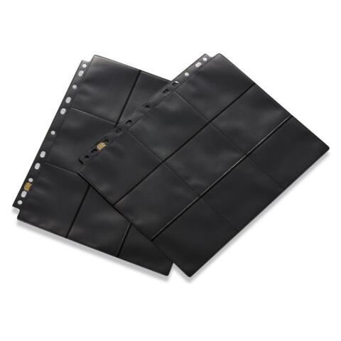 Dragon Shield 18-Pocket Sideloading Binder Page