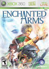 Microsoft Xbox 360 (XB360) Enchanted Arms [In Box/Case Complete]