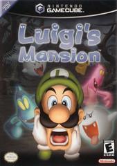 Nintendo Gamecube Luigi's Mansion [Loose Game/System/Item]