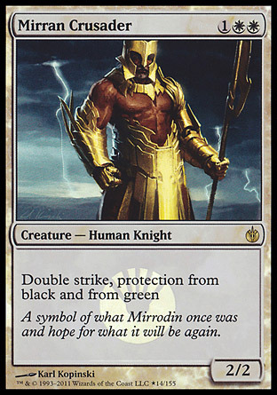 Mirran Crusader (Buy-a-Box Promo)