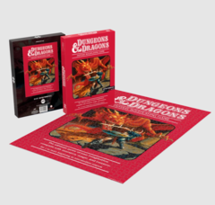 Dungeons & Dragons 1,000-Piece Puzzle