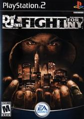 Sony Playstation 2 (PS2) Def Jam Fight For NY [In Box/Case Complete]