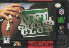Nintendo SNES NFL Quarterback Club [Loose Game/System/Item]