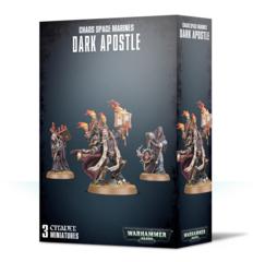Warhammer 40k Chaos Space Marine Dark Apostle