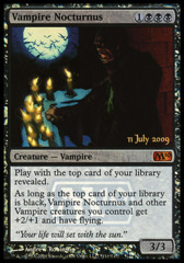 Vampire Nocturnus (Prerelease Promo)