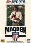 Sega Genesis Madden NFL 94 [Loose Game/System/Item]