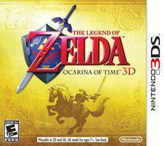 Nintendo 3DS Legend of Zelda Ocarina of Time 3D [Loose Game/System/Item]