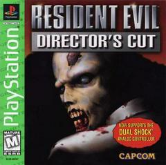 Sony Playstation 1 (PS1) Resident Evil Director's Cut Greatest Hits