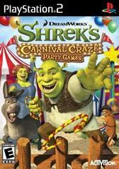 Sony Playstation 2 (PS2) Shrek's Carnival Craze Party Games