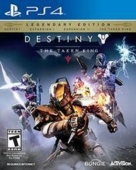 Sony Playstation 4 (PS4) Destiny The Taken King Legendary Edition [Sealed]