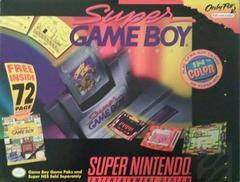 Nintendo SNES Super Game Boy [In Box/Case Complete]