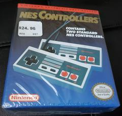Nintendo NES Controller 2-pack [In Box/Case Complete]