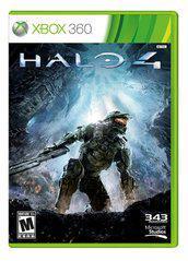 Microsoft Xbox 360 (XB360) Halo 4 [In Box/Case Missing Inserts]