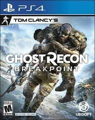 Sony Playstation 4 (PS4) Tom Clancy's Ghost Recon Breakpoint [In Box/Case Complete]