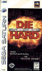 Sega Saturn Die Hard Trilogy [In Box/Case Complete]
