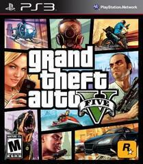 Sony Playstation 3 (PS3) Grand Theft Auto V [In Box/Case Complete]