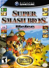 Nintendo Gamecube Super Smash Bros Melee Best Seller