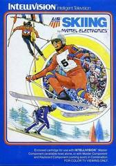 Mattel Electronics Intellivision Skiing [In Box/Case Complete]