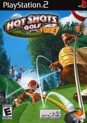 Sony Playstation 2 (PS2) Hot Shots Golf Fore