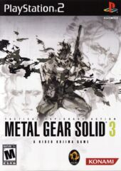 Sony Playstation 2 (PS2) Metal Gear Solid 3 (from Essential Collection) [In Box/Case Complete]