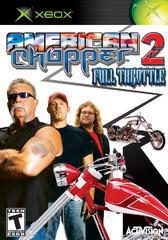 Microsoft Xbox (XB) American Chopper Full Throttle 2 [In Box/Case Complete]