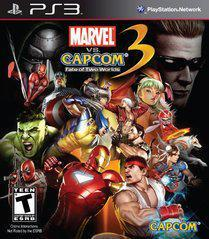 Sony Playstation 3 (PS3) Marvel vs Capcom 3 Fate of Two Worlds