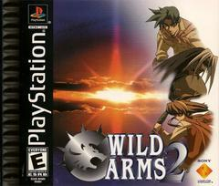 Sony Playstation 1 (PS1) Wild Arms 2 [Loose Game/System/Item]