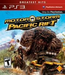 Sony Playstation 3 (PS3) Motor Storm Pacific Rift Greatest Hits [In Box/Case Complete]