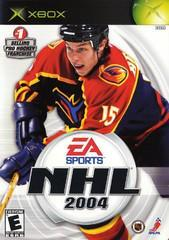 Microsoft Xbox (XB) NHL 2004 [In Box/Case Complete]