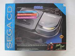 Sega Genesis Model 2 Console w/ Sega CD Model 2 (Dracula [Sega CD], 1 Controller, RF & Power Cables)