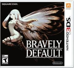 Nintendo 3DS Bravely Default [In Box/Case Complete]