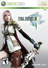 Microsoft Xbox 360 (XB360) Final Fantasy XIII [In Box/Case Complete]