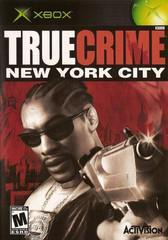 Microsoft Xbox (XB) True Crime New York City [In Box/Case Complete]