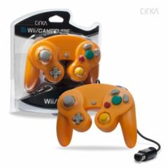 Cirka Wired Controller (GameCube/Wii) Orange