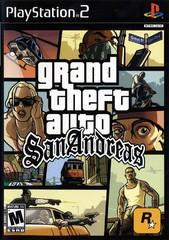 Sony Playstation 2 (PS2) Grand Theft Auto San Andreas