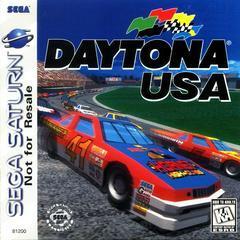 Sega Saturn Daytona USA Not for Resale [Loose Game/System/Item]