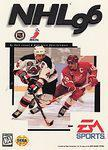 Sega Genesis NHL 96 [Loose Game/System/Item]