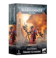 Warhammer 40k Space Marines Primaris Techmarine