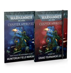 Warhammer 40k Chapter Approved 2020