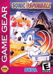 Sega Game Gear Sonic Spinball [Loose Game/System/Item]