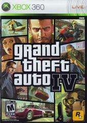 Microsoft Xbox 360 (XB360) Grand Theft Auto 4 [In Box/Case Complete]