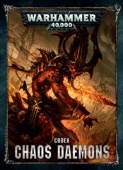Warhammer 40k Codex Chaos Daemons