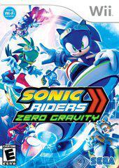 Nintendo Wii Sonic Riders Zero Gravity [In Box/Case Complete]