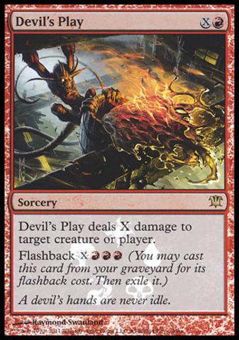 Devils Play (Buy-a-Box Promo)