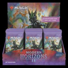 Modern Horizons 2 Set Booster Box & Buy-a-Box Promo
