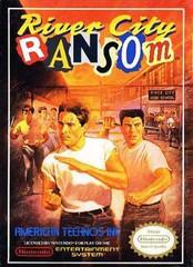 Nintendo NES River City Ransom