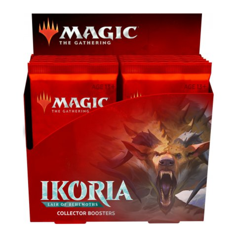 Ikoria Lair of Behemoths Collector Booster Box