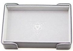 Die Hard Magnetic Folding Dice Tray Grey