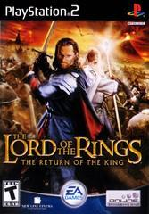 Sony Playstation 2 (PS2) Lord of the Rings The Return of the King