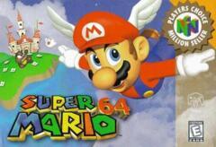 Nintendo 64 (N64) Super Mario 64 Player's Choice